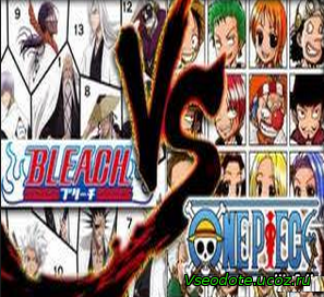 Bleach vs One Piece v3.0A